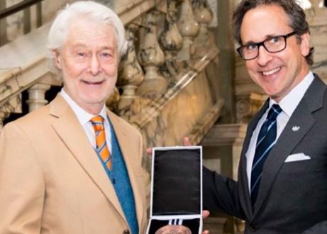 FCT won the Henley & Partners Global Citizen Award