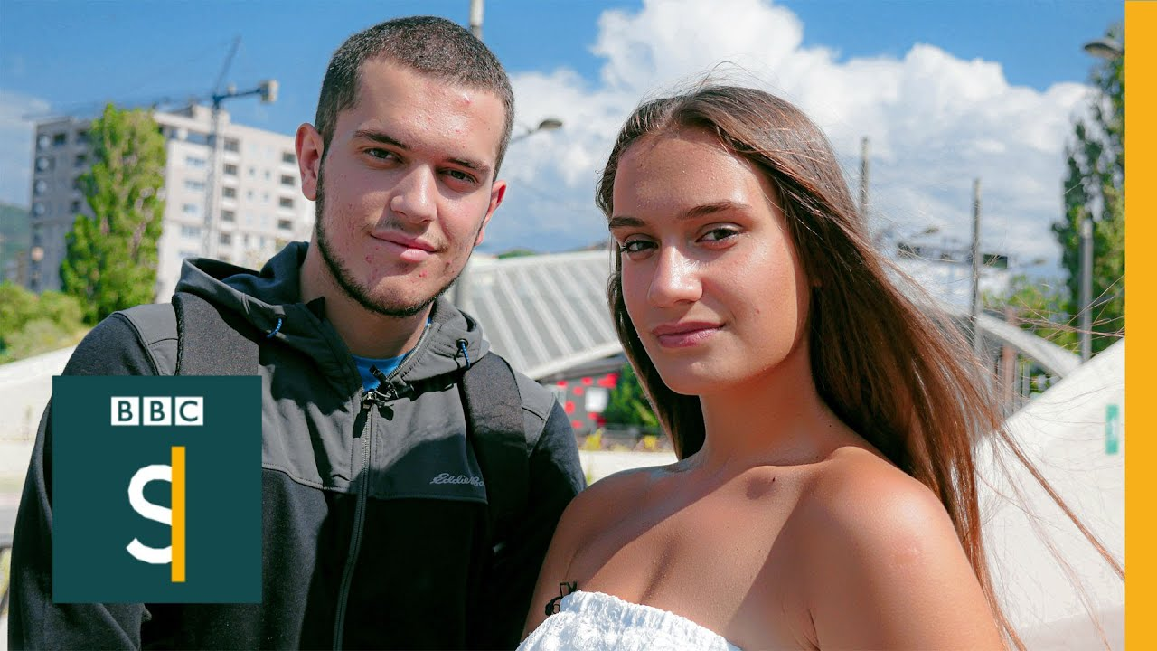 Growing up in Kosovo: I've never met a Serb – BBC Stories